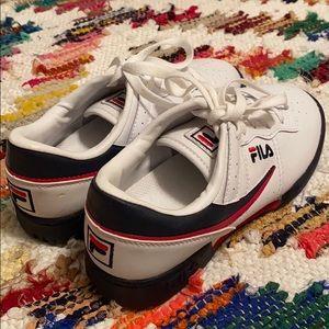 Women's Fila Og Fitness Shoes, size 8